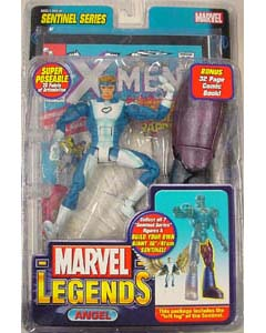 TOYBIZ MARVEL LEGENDS 10 SENTINEL SERIES VARIANT ANGEL