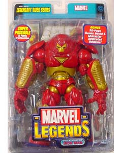 TOYBIZ MARVEL LEGENDS 11 LEGENDARY RIDER SERIES HULK BUSTER IRON MAN