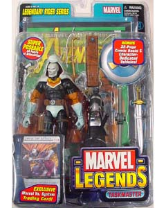 TOYBIZ MARVEL LEGENDS 11 LEGENDARY RIDER SERIES TASKMASTER