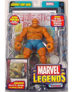 TOYBIZ MARVEL LEGENDS 11 LEGENDARY RIDER SERIES 1ST APPEARANCE THING