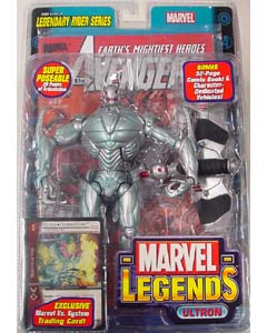 TOYBIZ MARVEL LEGENDS 11 LEGENDARY RIDER SERIES ULTRON