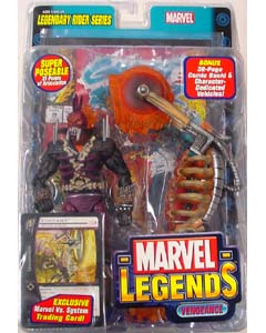 TOYBIZ MARVEL LEGENDS 11 LEGENDARY RIDER SERIES VENGEANCE