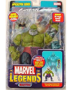 TOYBIZ MARVEL LEGENDS 12 APOCALYPSE SERIES MAESTRO