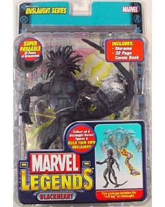 TOYBIZ MARVEL LEGENDS 13 ONSLAUGHT SERIES BLACKHEART