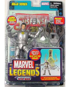 TOYBIZ MARVEL LEGENDS 14 MOJO SERIES FIRST APPEARANCE IRON MAN ワケアリ特価