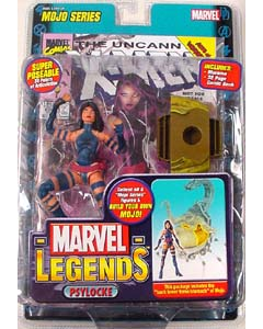 TOYBIZ MARVEL LEGENDS 14 MOJO SERIES PSYLOCKE ブリスターワレ特価