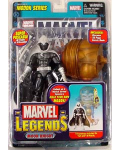 TOYBIZ MARVEL LEGENDS 15 MODOK SERIES MOON KNIGHT