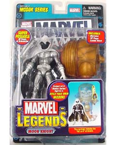 TOYBIZ MARVEL LEGENDS 15 MODOK SERIES VARIANT MOON KNIGHT
