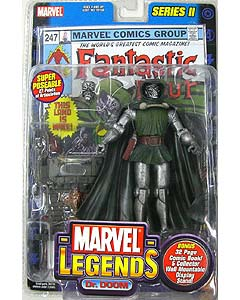 TOYBIZ MARVEL LEGENDS 2 VARIANT Dr.DOOM ブリスターヤケ&傷み特価