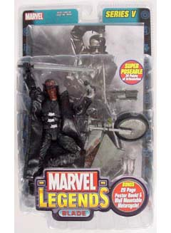 TOYBIZ MARVEL LEGENDS 5 BLADE ブリスター傷み特価