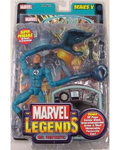 TOYBIZ MARVEL LEGENDS 5 Mr.FANTASTIC