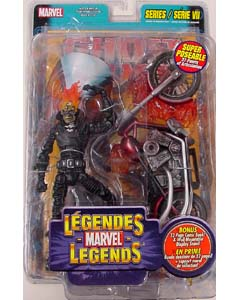 TOYBIZ MARVEL LEGENDS 7 GHOST RIDER #2 (表記違い)