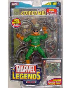 TOYBIZ MARVEL LEGENDS 8 DOC OCK