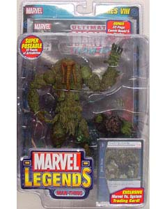 TOYBIZ MARVEL LEGENDS 8 MAN-THING