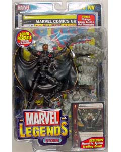 TOYBIZ MARVEL LEGENDS 8 STORM ブリスター傷み特価