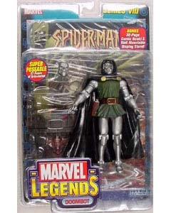 TOYBIZ MARVEL LEGENDS 8 VARIANT DOOMBOT