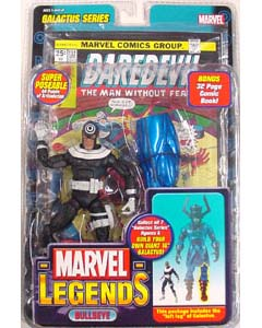 TOYBIZ MARVEL LEGENDS 9 GALACTUS SERIES BULLSEYE ブリスター傷み特価