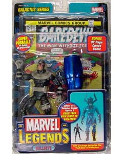 TOYBIZ MARVEL LEGENDS 9 GALACTUS SERIES VARIANT BULLSEYE ブリスターワレ特価