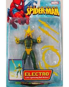 TOYBIZ SPIDER-MAN CLASSICS 19 ELECTRO