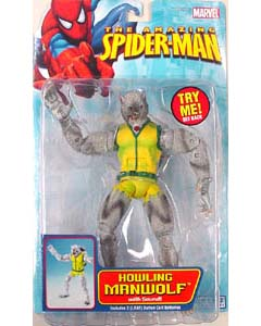 TOYBIZ SPIDER-MAN CLASSICS 16 MANWOLF