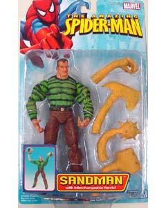 TOYBIZ SPIDER-MAN CLASSICS 17 SANDMAN