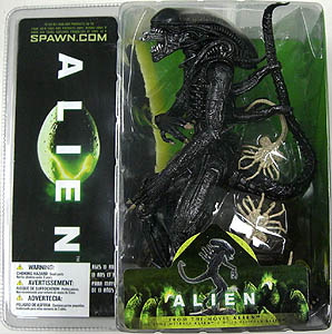 McFARLANE MOVIE MANIACS 6 [2004] ALIEN 国内版