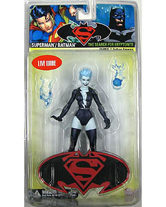 DC DIRECT SUPERMAN / BATMAN SERIES 7 LIVE WIRE