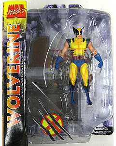 DIAMOND SELECT MARVEL SELECT WOLVERINE