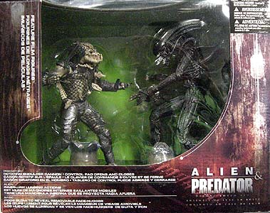 McFARLANE MOVIE MANIACS 5 ALIEN & PREDATOR DX BOX SET 国内版