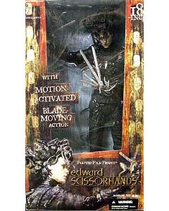 McFARLANE MOVIE MANIACS 5 EDWARD SCISSORHANDS 18インチ