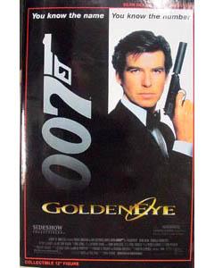 SIDESHOW 12インチ 007 GOLDENEYE ゴールデンアイ ALEC TREVELYAN : SEAN BEAN