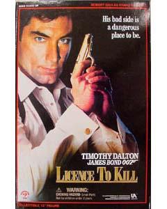 SIDESHOW 12インチ 007 LICENCE TO KILL 消されたライセンス FRANZ SANCHEZ : ROBERT DAVI