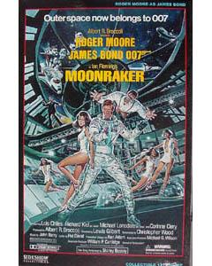 SIDESHOW 12インチ 007 MOONRAKER ムーンレイカー BOND : ROGER MOORE