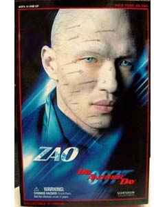 SIDESHOW 12インチ 007 DIE ANOTHER DAY ダイ・アナザー・デイ ZAO : RICK YUNE