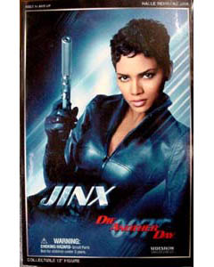 SIDESHOW 12インチ 007 DIE ANOTHER DAY ダイ・アナザー・デイ JINX : HALLE BERRY