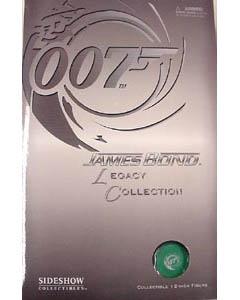 SIDESHOW 12インチ 007 LEGACY COLLECTION BOND : PIERCE BROSNAN