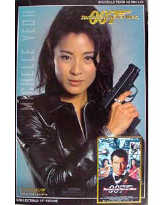 SIDESHOW 12インチ 007 TOMMORROW NEVER DIES WAI LIN : MICHELLE YEOH