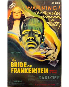 SIDESHOW 12インチ THE BRIDE OF FRANKENSTEIN THE MONSTER : BORIS KARLOFF