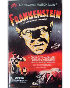 SIDESHOW 12インチ FRANKENSTEIN THE MONSTER : BORIS KARLOFF