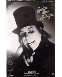SIDESHOW 12インチ LONDON AFTER MIDNIGHT SILVER SCREEN EDITION THE VAMPIRE