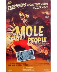 SIDESHOW 12インチ THE MOLE PEOPLE 箱傷み特価