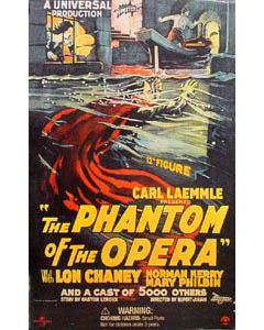SIDESHOW 12インチ THE PHANTOM OF THE OPERA THE PHANTOM : LON CHANEY