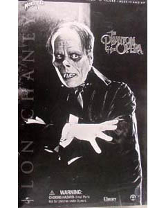 SIDESHOW 12インチ SILVER SCREEN EDITION THE PHANTOM OF THE OPERA THE PHANTOM : LON CHANEY