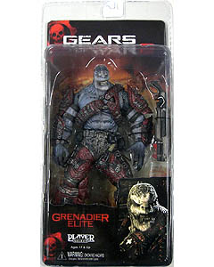 NECA GEARS OF WAR SERIES 4 GRENADIER ELITE