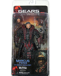 NECA GEARS OF WAR SERIES 4 MARCUS FENIX [THERON DISGUISE]