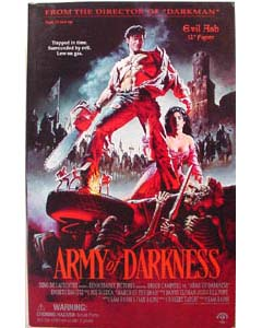SIDESHOW 12インチ ARMY OF DARKNESS EVIL ASH