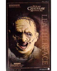 SIDESHOW 12インチ THE TEXAS CHAINSAW MASSACRE リメイク版 LEATHERFACE