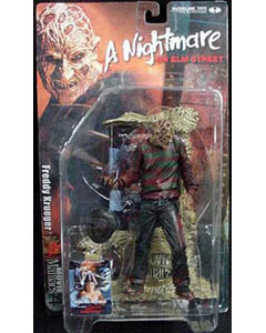 McFARLANE MOVIE MANIACS 4 FREDDY 2nd