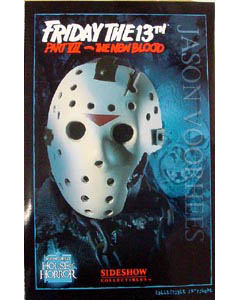 SIDESHOW 12インチ FRIDAY THE 13TH PART 7 JASON