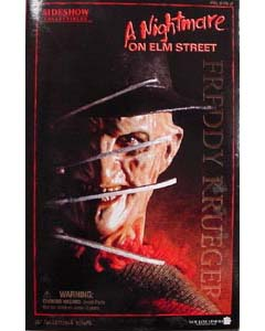 SIDESHOW 12インチ A NIGHTMARE ON ELM STREET FREDDY